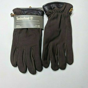 NEW Timberland Men's XL Leather Touch Screen